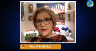 Conferencia de Pilar Rahola